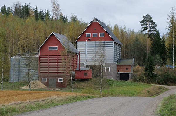 Favourite red barn