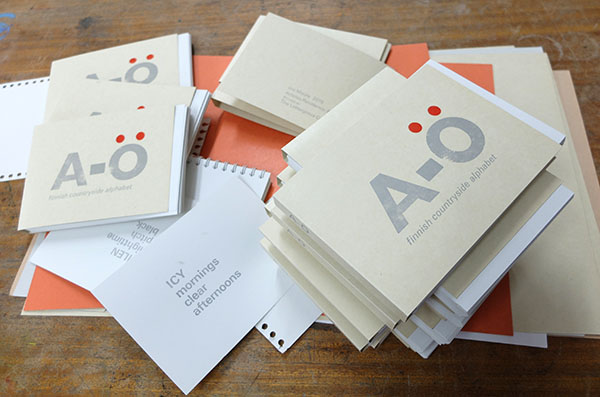 Letterpress printed at The Letterpress Collective, Bristol.